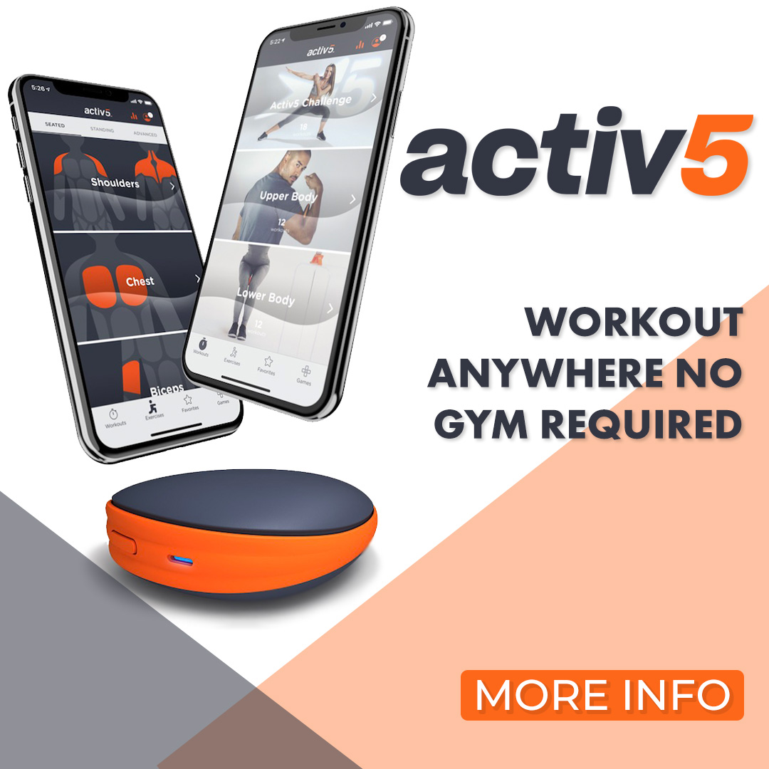 Activ5 - Scholars Therapies Chorley's Leading Physiotherapy Clinic