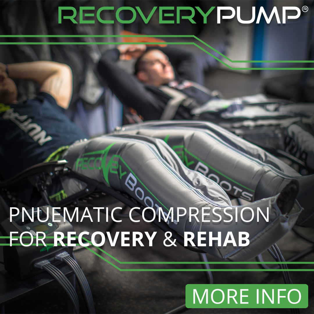 RecoveryPump - Scholars Therapies Chorley's Leading Physiotherapy Clinic