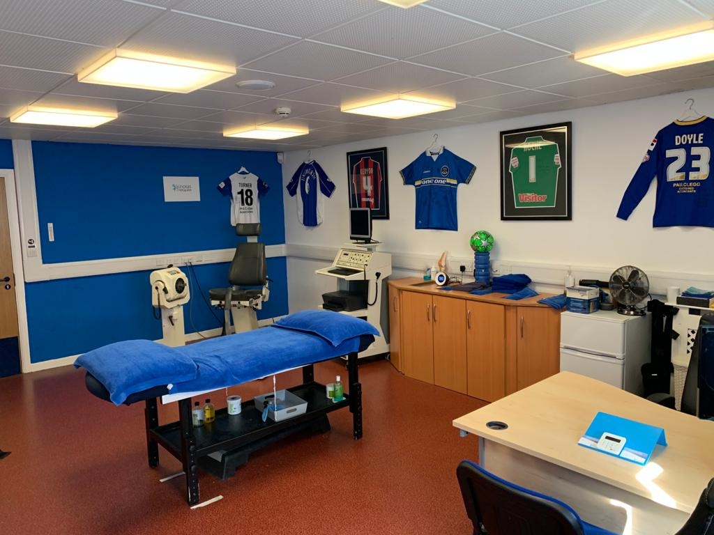Scholars Therapies Chorley's Leading Physiotherapy Clinic